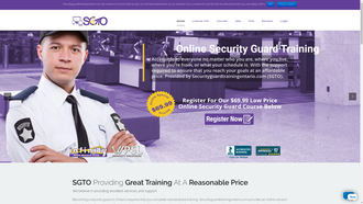 securityguardtrainingontario.com reviews