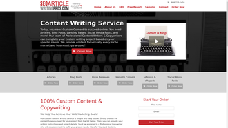 seoarticlewritingpros.com reviews