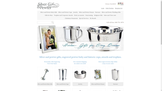 silverandpewtergifts.com reviews