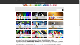 stagelightingstore.com reviews