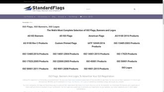 standardflags.com reviews