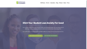 studentloanplanner.com reviews