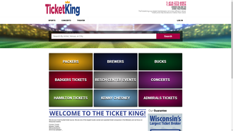 TheTicketKing.com reviews