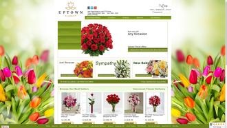 uptownmarketflowers.com reviews