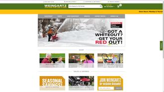 weingartz.com reviews