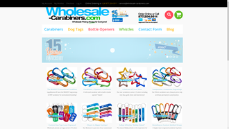 wholesale-carabiners.com reviews