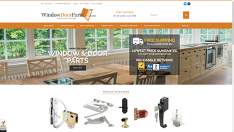 windowdoorparts.com reviews