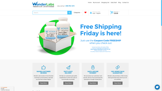 wonderlabs.com reviews