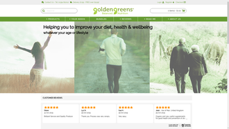 www.greensorganic.co.uk reviews