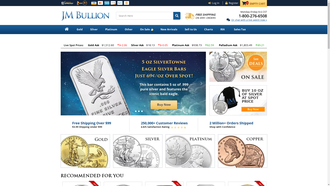 www.jmbullion.com reviews