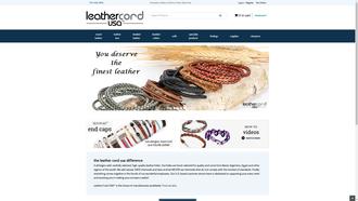 www.leathercordusa.com reviews