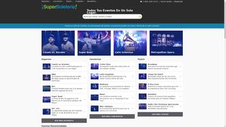 www.superboleteria.com reviews