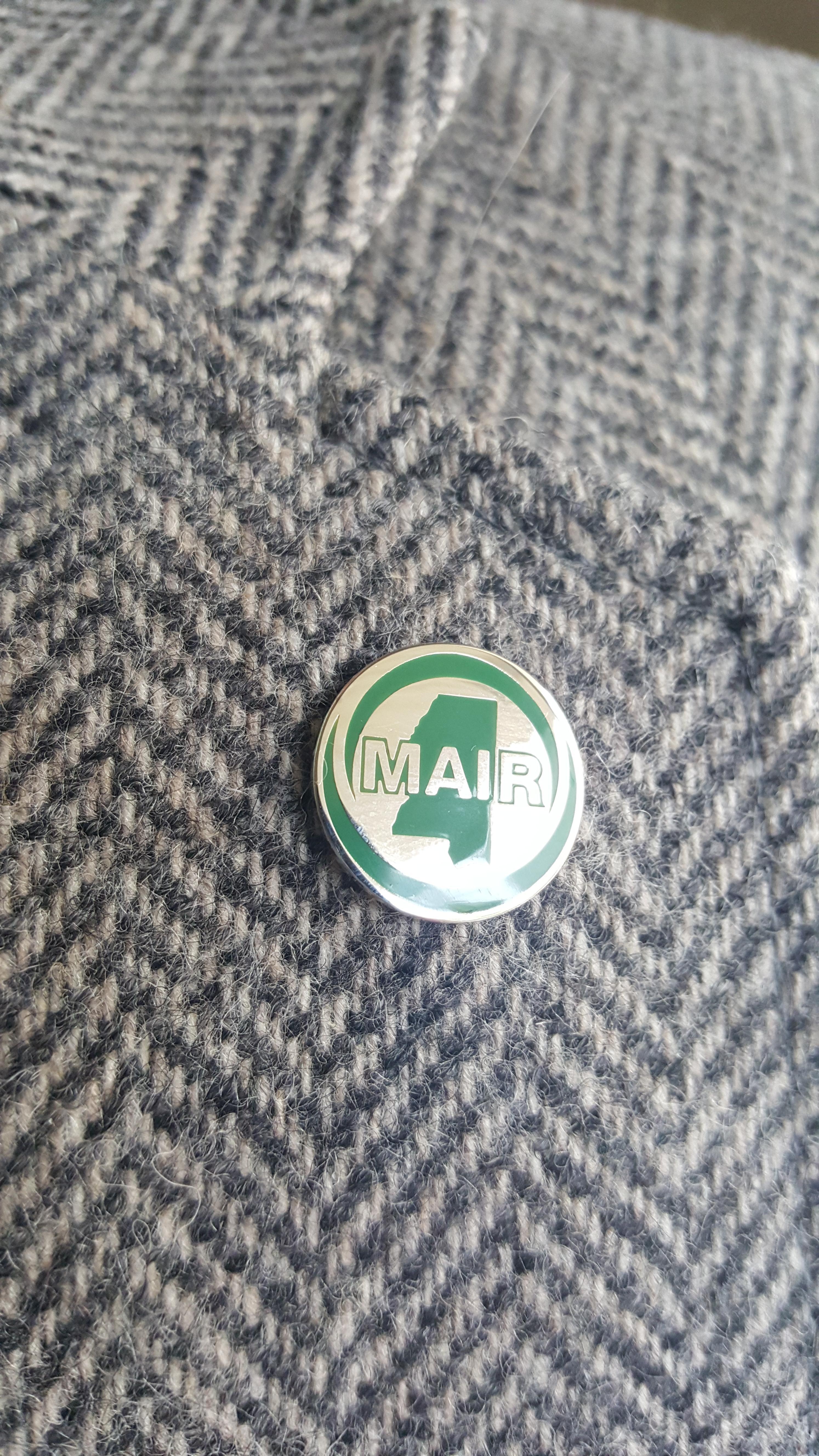 Custom Lapel Pins with Hard Enamel Color