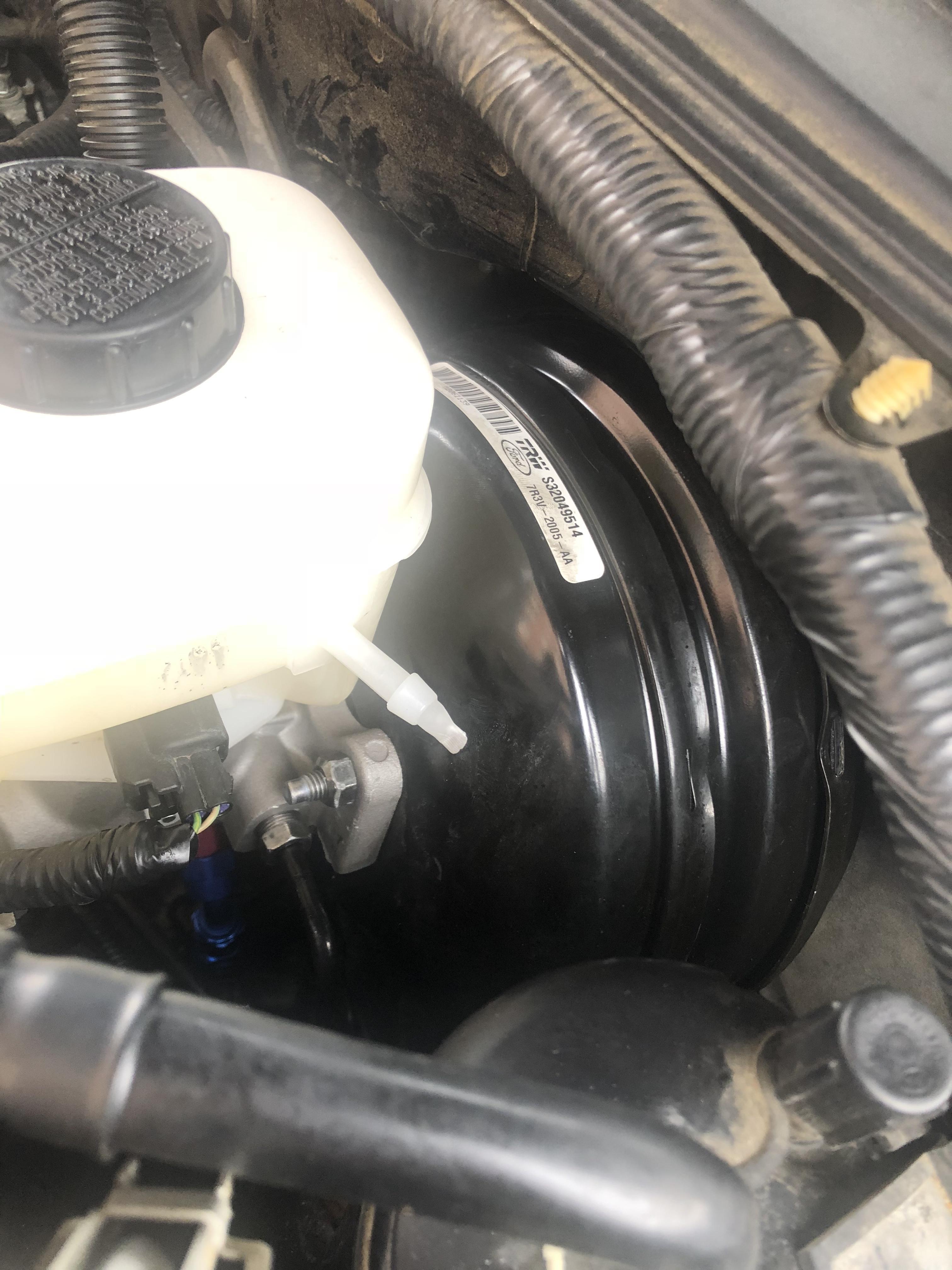 Mustang Power Brake Booster (05-08) GT500 7R3Z2005A