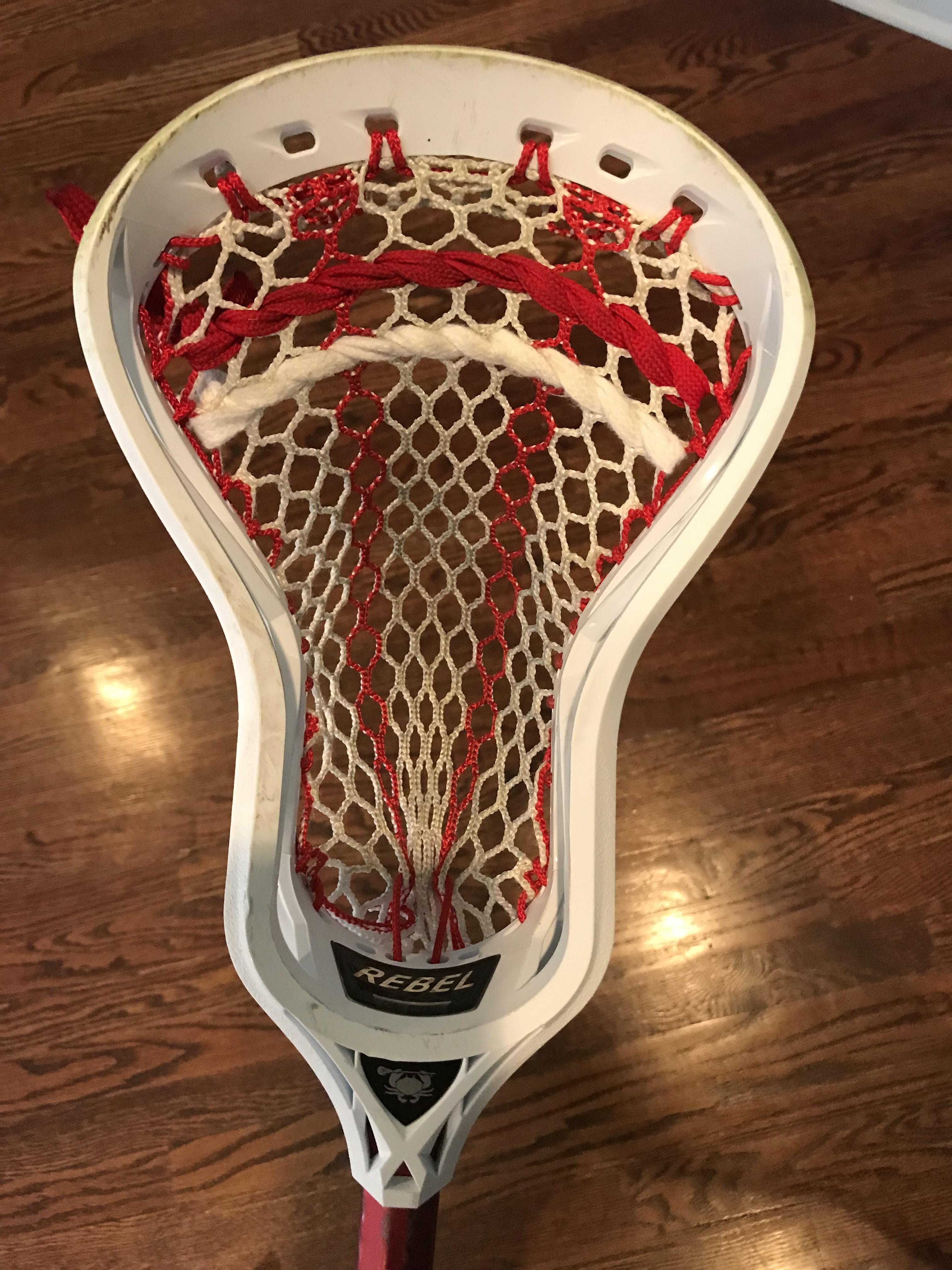 1911954f230 ECD Rebel Defense Lacrosse Heads