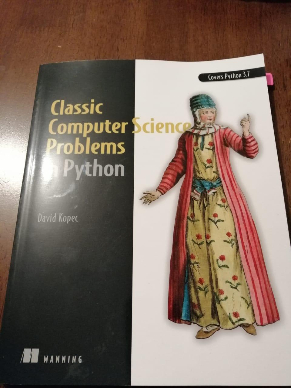 Manning Classic Computer Science Problems In Python